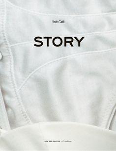 Long Story | Volt Café | by Volt Magazine #beauty #design #graphic #volt #photography #art #fashion #layout #magazine #typography