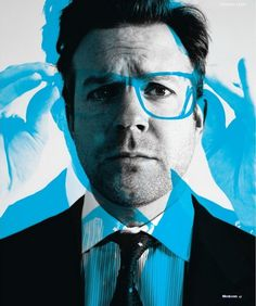 Black Book March 2011 Jason Sudeikis by Billy Kidd #direction #art