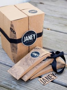 Janey on the Behance Network #packaging #print #branding