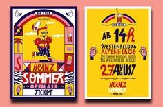 Heinz Sommer Open Air on Behance