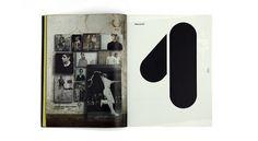 MAGMA Brand Design - Typografie-Magazin | Portfolio von Magma Brand Design #slanted #design #graphic #magma #magazine #typography