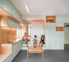 Complete Reform of a 34 Square Meters Apartment in Downtown Madrid 1