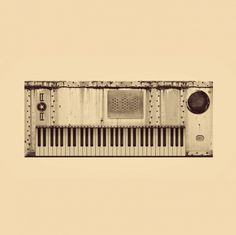 KeysFUll.jpeg (1403×1400) #keyboard #synth #aaron #scamihorn #music