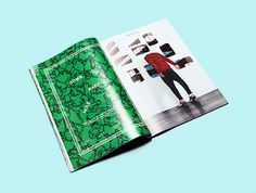 LITTLE BURGUNDY - THE ILLUSION ISSUE on Behance #inspiration