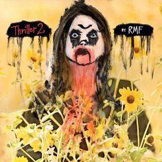 Thriller 2 | Retarded Muppit Farm #cover #album #collage #art