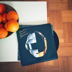 Daft Punk #daftpunk #vinyl #interior #shot #track
