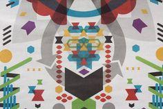 Kelly Dorsey #vectors #newsprint #illustration