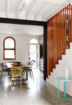 The Design Chaser: Statement Stairs