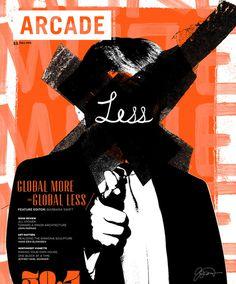 Arcade Magazine 30.4: Cover #cover #print #arcade