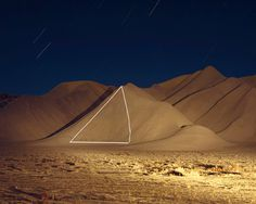 jim sanborn: topographic projections and implied geometries series
