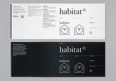 Habitat – Identity 2002 | Identity | Graphic Thought Facility