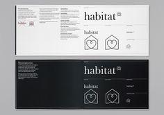 Habitat – Identity 2002 | Identity | Graphic Thought Facility