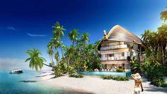 Sweden Villas furnished by Bentley Home #Bentley #Sweden #Dubai