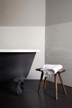 The Design Chaser: Interior Styling | Rustic Bathrooms #interior #design #decor #deco #decoration