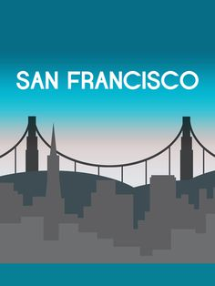 LOGOS/DESIGNS #francisco #sf #san #poster