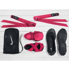 Nike Lady Studio Wrap Pack Training Shoes picture 1 #strip #woman #shoe #foot