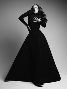 Malgosia Bela by Victor Demarchelier for Antidote Magazine