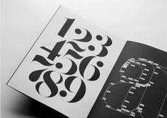 f37bellaspecimen3 #typography #type #numbers