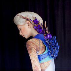 Madame Peripetie   PICDIT #photos #photo #photography #art #fashion #female