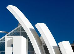 Jubilee Church Richard Meier #minimal #architecture #white #minimalist