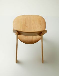 S&O DESIGN #bambi #chair #design #wood #furniture #so