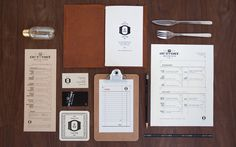 foundry co via www.mr cup.com #stationary #branding