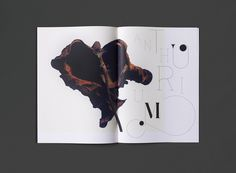 Derek Samuel has created a beautiful catalogue for photographer Isamu Sawa's Without Water