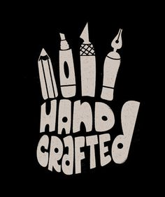 Hand Crafted #tshirt