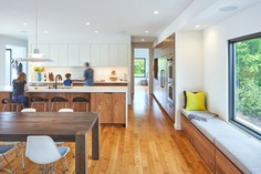 kitchen, Tennessee / Sanders Pace Architecture