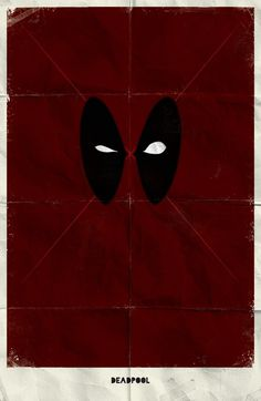 Marvel Minimalist Posters Vol.2 on the Behance Network #comics #marvel #deadpool