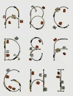 Bureau Bruneau #bureau #bruneau #typography