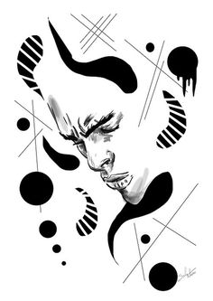 Tears of thinkingdigital work A3 format order this print: mateusz.suda@gmail.com #graphic #black #homo #illustration #gay #art #poland #sad #tears