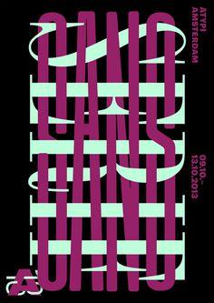 Sans-serif_rgb_a4 #vincent #vrints #poster