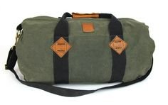 Red Clouds Collective. Handcrafted in Portland, ORE. — Wonder Sack (olive) #bag