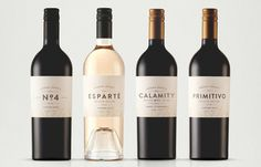 Andrew Seppelt Wines #packaging #label #wine