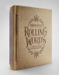 lovely-package-rolling-words1.jpg 789 × 1 000 pixels #dogg #raw #book #snoop #cover