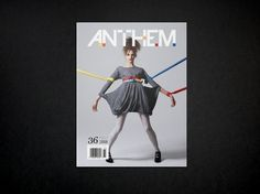 Graphic design inspiration #cover #magazine