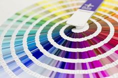 Pantone's Photos - Wall Photos #pantone