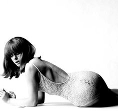 Black and White Portraits by Terence Donovan #inspiration #white #black #photography #and