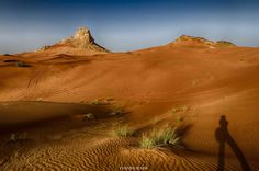 Walking on the Moon: Desert Photography by Ivan Milojevic