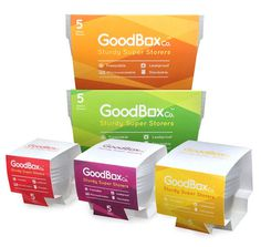 Goodbox #packaging