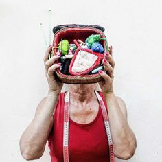 #PortraitsOfWhatYouLove: Pamela Hachem Captures People Behind The Objects