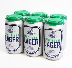 lovely package howe sound lager2 #packaging #beer