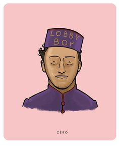 Wes Anderson #illustration
