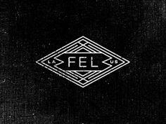 Fel4 #logo #identity #seal