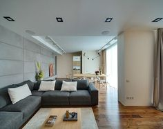 Equilibrium Apartment by Sergey Makhno Architect
