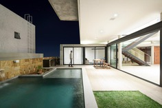 pool / Martins Lucena Architects