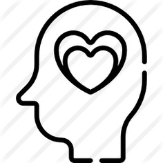See more icon inspiration related to mind, healthcare and medical, psychology, mental, brain, head, love, people and arrows on Flaticon.
