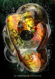 CONNIVENTIA 036.A #abstract #design #graphic #poster #art