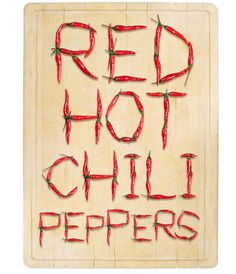 Chilli pepper font